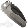 Medford Knife and Tool Praetorian G Drop Point Tanto Knife, Coyote