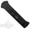 Paragon Black PARA-XD OTF Auto Knife, DLC Black Tanto Combo Blade