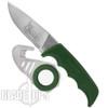 Kershaw Buck Commander Green Antelope Hunter II and Zip It Combo