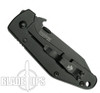 Kershaw Emerson CQC-3K Knife, Black Tanto Point Blade