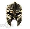 Lion ARMory Spartan Brass Lanyard Bead