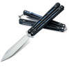 Benchmade 51 Morpho Balisong Butterfly Knife, D2 Satin Blade