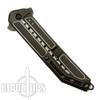 Todd Begg Steelcraft Series Sun Tzu Kwaiken Frame Lock Knife, Ti Nitride