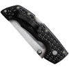 Cold Steel Medium Voyager Knife, Tanto Point Combo Edge, CS29TMTH