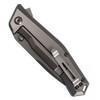 Steel Will Apostate Flipper Folding Knife, Olive Green G10 Handle, Dark Grey S35VN Blade