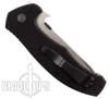 Emerson Knives Roadhouse Folder Knife, Stonewash Plain Blade