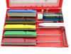 Gatco 10005 Edgemate Professional Knife Sharpening System, 5 Hones