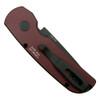 Pro-Tech 2205-PUR Purple Calmigo Cali-Legal Auto Knife, 154CM Black Blade