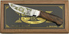 Browning 330 Teddy Rosevelt Tribute Fixed Blade Presentation Knife