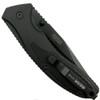Bear Edge 61106 Sideliner Zytel Spring Assist Knife, Black Blade