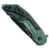 Smith & Wesson M&P MAGIC Assist Knife, Tanto Black Plain Blade, SWMP3B