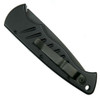 Piranha Pocket Auto Knife, 154CM Black Blade