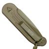 Microtech 135-1TN Tan LUDT Auto Knife, Tan Blade