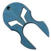 Microtech Custom Leonidas Paperweight, Asteria Blue