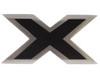Triple XXX Throwing Stars, Set of 3