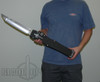 Giant Microtech Marfione Custom Halo V OTF Knife Automatic