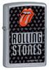 Rolling Stones Street Chrome Zippo, 24554