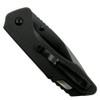 Bear Edge 61502 Sideliner G-10 Spring Assist Knife, Black Blade