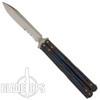 Benchmade 51S Morpho Bali-Song, Combo Edge Satin Blade