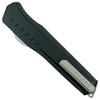 Microtech 241M-10 Cypher MK7 S/E OTF Auto Knife, Stonewash Blade