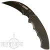 Blackhawk Blades Garra II Manual Folder Knife, Plain Blade