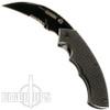 Blackhawk Blades Garra II Manual Folder Knife, Combo Blade