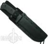 LionSteel M7 Hunting Fixed Blade Knife, Black Blade