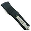 Microtech 144-4 Combat Troodon T/E OTF Auto Knife, Satin Blade