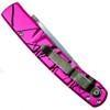 Piranha Pink Virus Auto Knife, Combo Mirror Blade