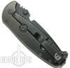 DPx Gear H.E.S.T. 2.0 Triple Black Folder, Serrated