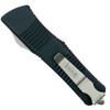 Microtech 138-4 Troodon D/E OTF Auto Knife, Satin Blade