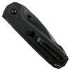 Bear Edge 61101 Sideliner G-10 Spring Assist Knife, Black Blade