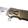 CRKT Homefront Folder Knife, AUS-8 Satin Blade