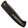 Pro-Tech Brend Auto 1 Knife, Plain, Bead Blast, PT1120