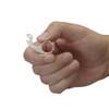 CRKT 9005 Snailor Compact Stainless Keychain Tool, Bead Blast Finish