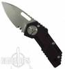 Quartermaster Knives H.M. Murdock, Drop Point Combo Edge