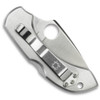 Spyderco Dragonfly Tattoo Knife, Plain Blade, C28PT