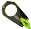 Loki Tool Tombstone Toxic Green Kirinite Finger Knuck