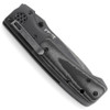 Ruger All-Cylinders Folding Knife, Black Stonewash Combo Blade