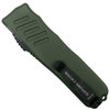 Guardian Tactical OD Green RECON-035 OTF Auto Knife, Two Tone Blade