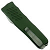 Guardian Tactical OD Green RECON-035 OTF Auto Knife, Stonewash Blade