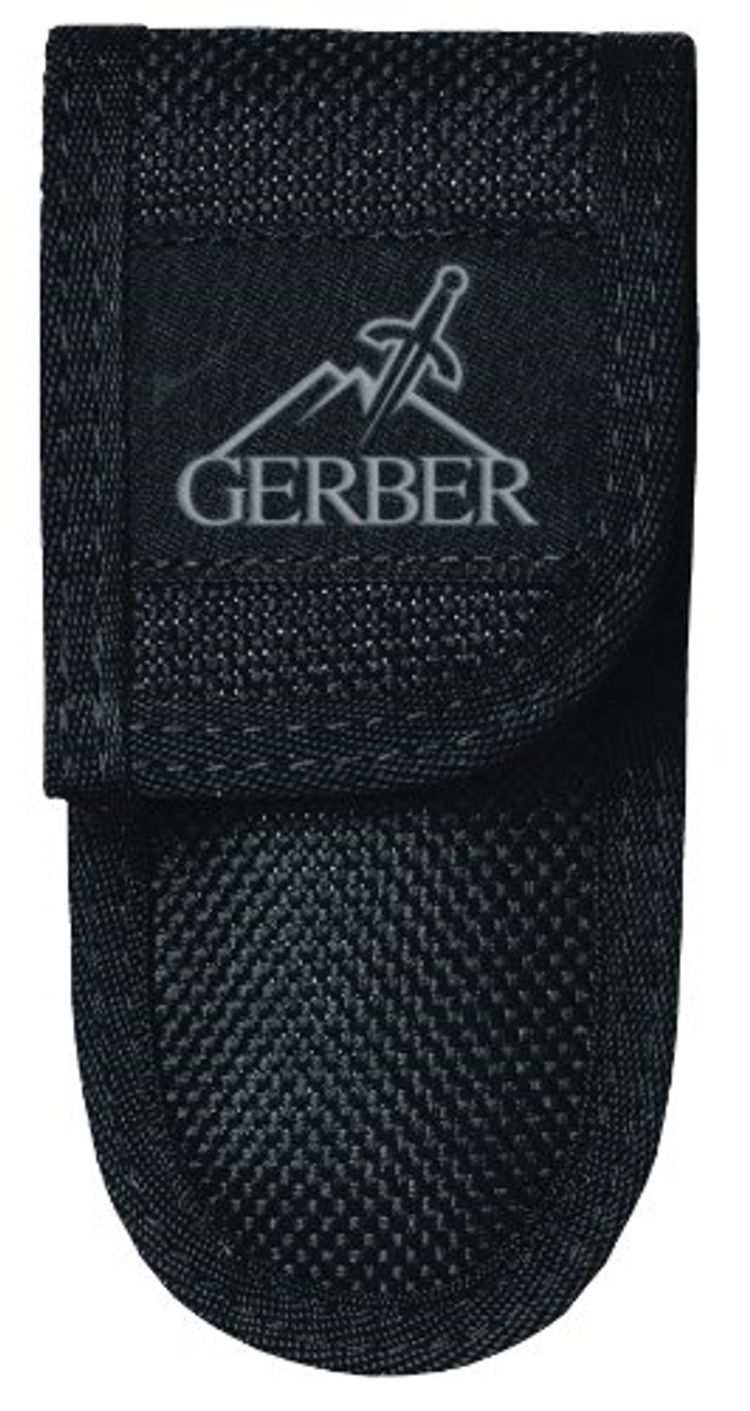 Gerber Multi Plier 600ST Sight Tool, Black with Sheath