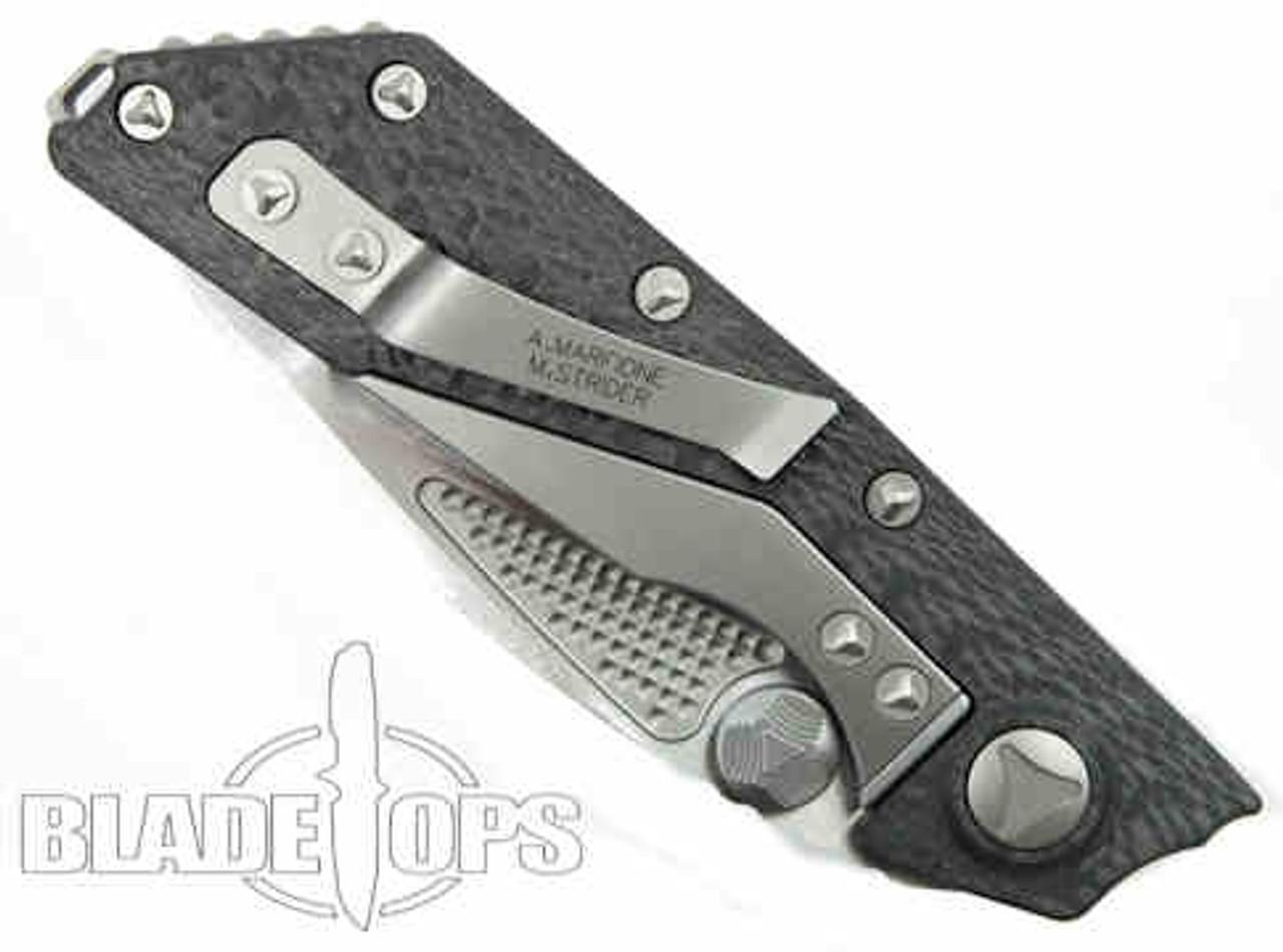 Microtech Custom D.O.C. D/A Prototype  Knife