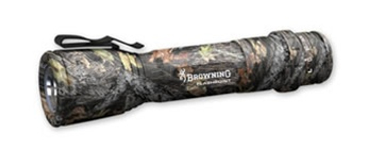 Browning Tactical Hunter Control Point LED Flashlight, MONBU with Dura Touch Armor Coating