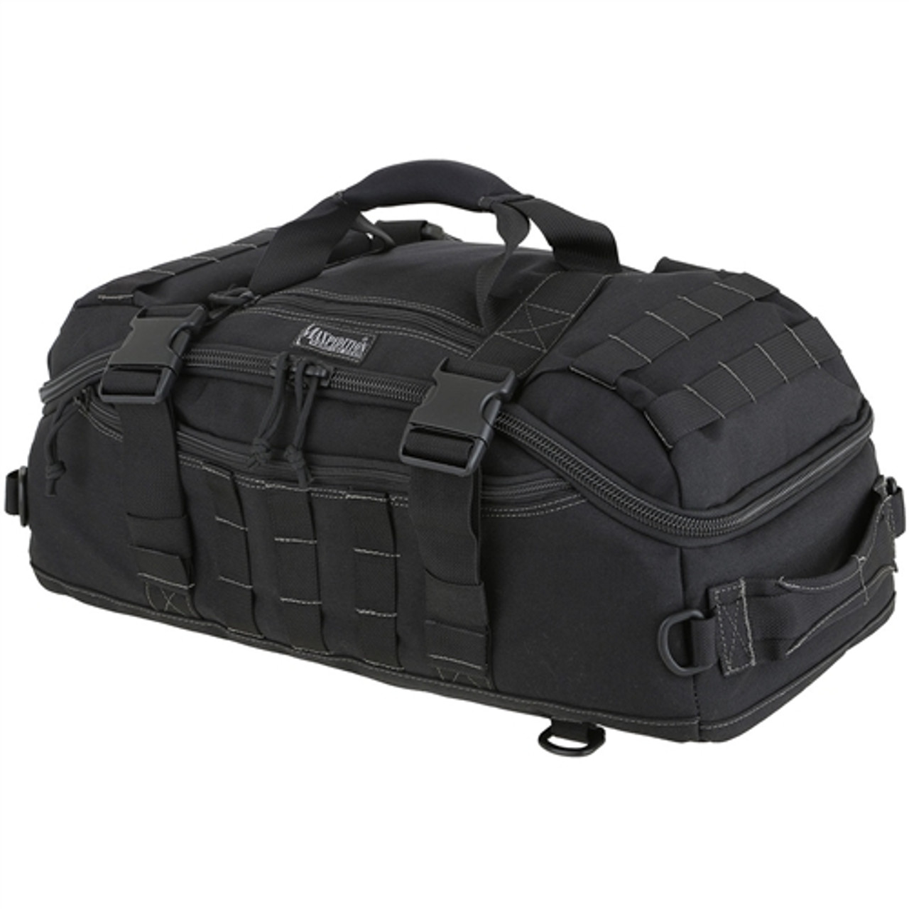 Maxpedition SOLODUFFEL Adventure Bag, Black