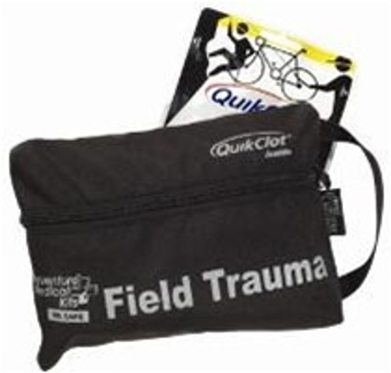 Adventure Medical Kits Tactical Field Trauma Kit with QuikClot