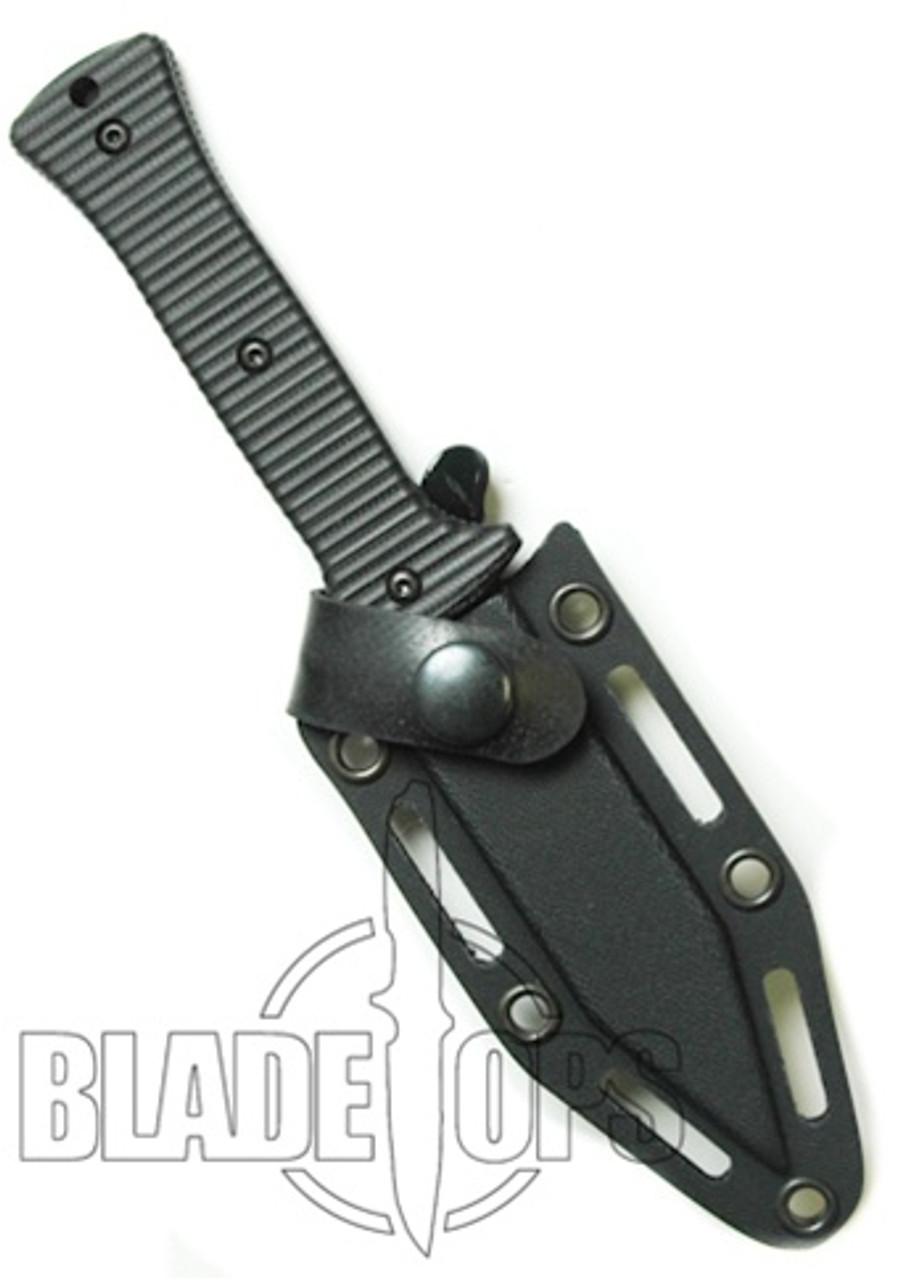 "Zero Tolerance 0150 Boot Knife, 3 1/2"" S30V Black Tactical Blade"