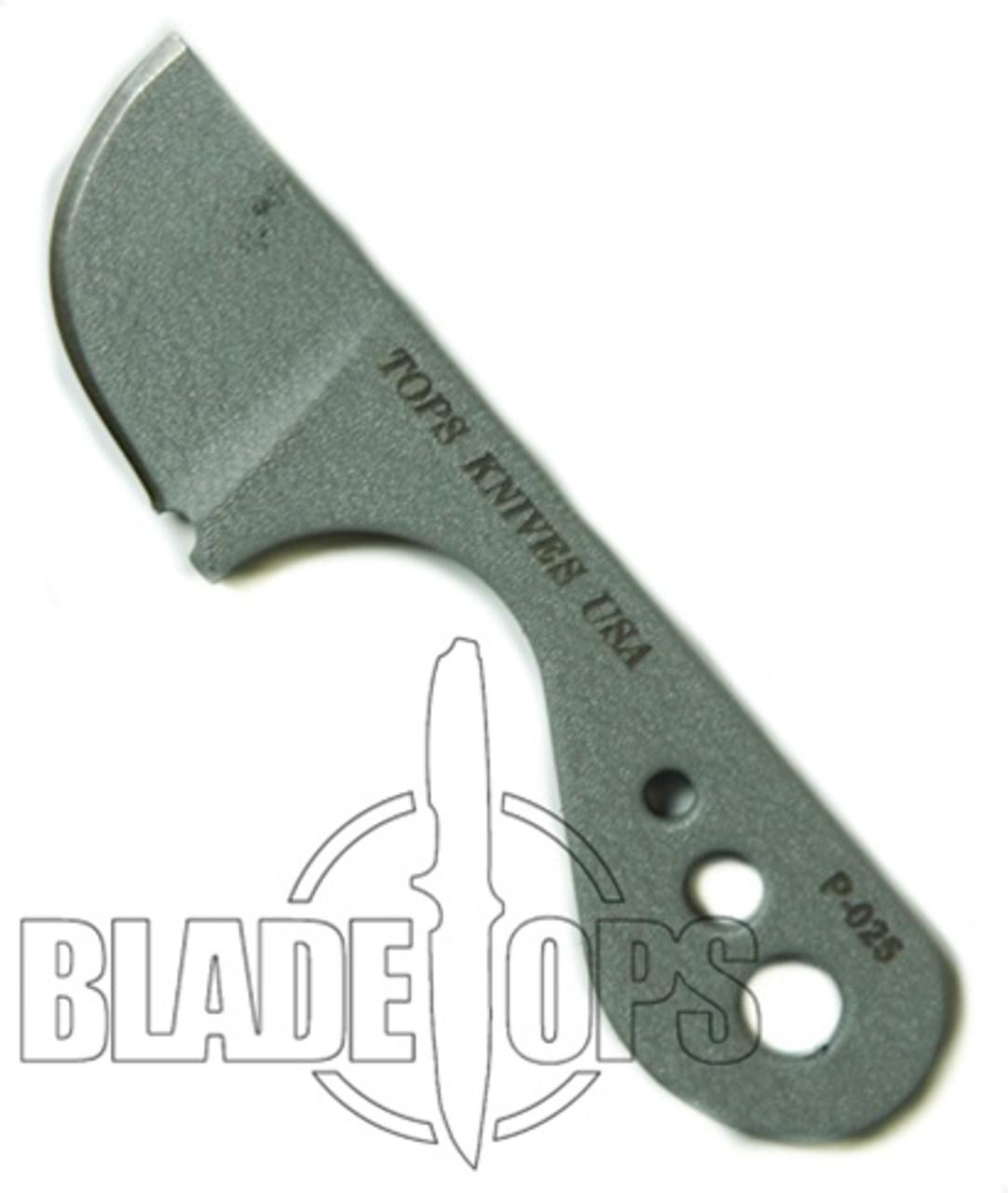 TOPS Knives Thumb Nail Neck Knife, THUM01