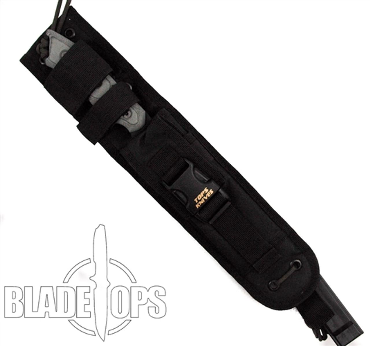 TOPS Knives Alaska Harpoon Fixed Blade Knife