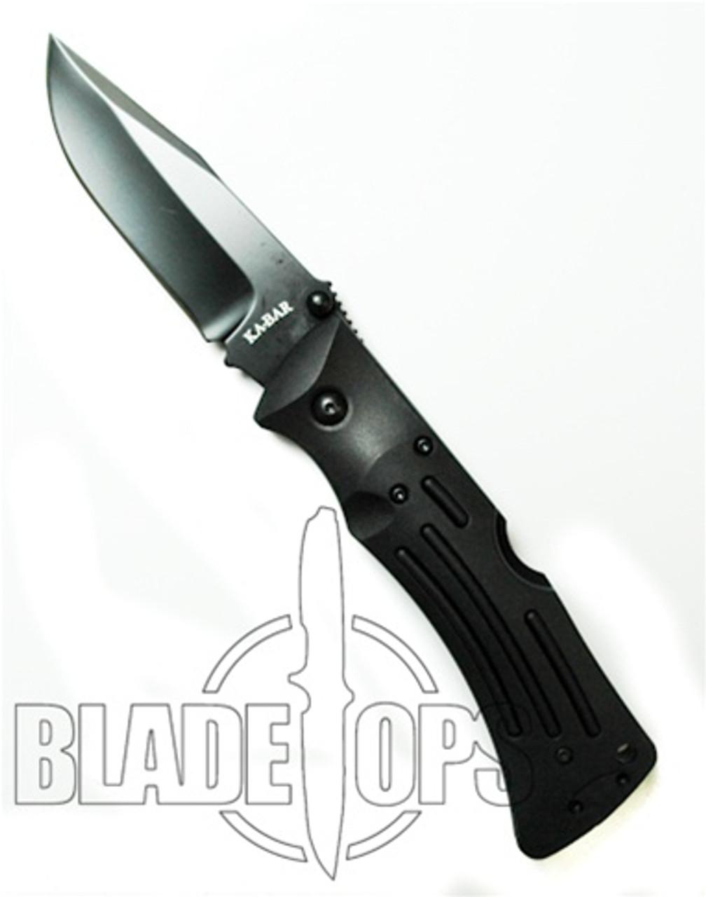 KA-BAR MULE Folder Knife, Lockback, Plain Edge, KA3050